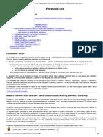 Formularios. HTML Inputs