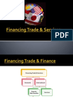 Export & Import Financing
