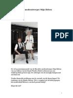 De centen van modeontwerper Stijn Helsen
