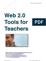 Web 2.0 Tools for Teachers