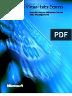 IntroductiontoWindowsServer2003Management[1]