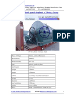 DY-1-5 Plastic Pyrolysis Plant of Doing Group