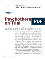 SciAm PsychotherapyonTrial