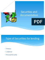 Securities for Lending
