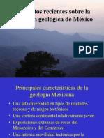 Introducción Geología de México