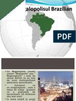 meaglopolisul braziliei