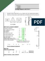 Drilled Cast in Situ Concrete Pile Design v1.1