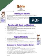 Medicine Presentation