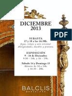 Catalogo Diciembre 2013