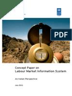 Concept Paper Labour Market Info