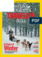 National Geographic Traveller December 2013 India