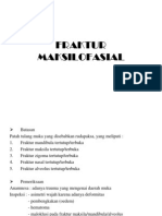 Fraktur MaksilofasialL