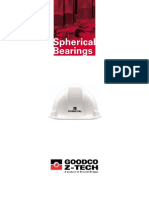Goodco Z Tech Spherical Bearings