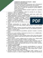 Managementul Resurselor Umane - Grile