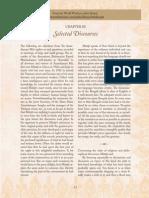 Selected Discourses of Sri Anandamayi Ma