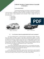 Autovehicule hibride UPB