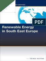 Renewable Energy in SEE