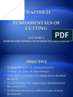 Fundamentals of Cutting