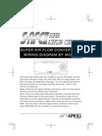 Apexi Installtion Instruction Manual