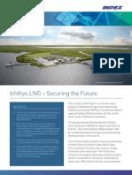 Ichthys Lng Fact Sheet
