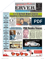 Liberian Daily Observer 12/30/2013