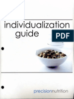 Precision Nutrition Individualization Guide