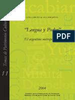 Diccionario Argentino Metropolitano