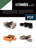 Arch Models Vol 25