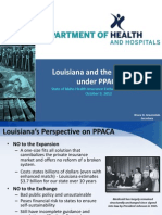 Louisiana PPT