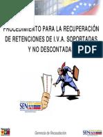 Recuperacion Retenciones Del IVA