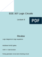 EEE 307 Lecture 8