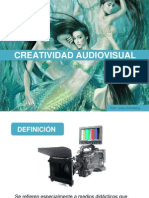Creatividad Audiovisual