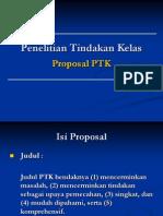 Proposal PTK