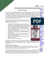 Radiography Principle