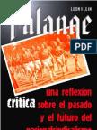 Falange. Una reflexión crítica sobre el pasado y el futuro del nacionalsindicalismo.