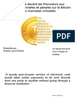 Conférence sur le Bitcoin