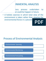 Environmental Analysis (1)