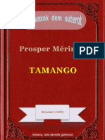 Tamango, ke Prosper Mérimée