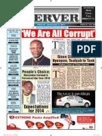 Liberian Daily Observer 01/03/2014