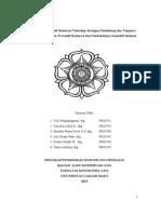 Pengaruh Bentuk Restorasi Terhadap Jaringan Pendukung Dan Temporo Mandibuar Joint, Preventif Restorasi Dan Pembentukan KontakProksimal