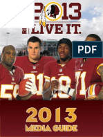 Guias 2013 Redskins