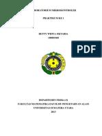 Praktikum 1 (uC)
