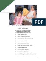 Ten Articles By Dadaji