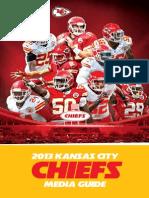 Guias 2013 Chiefs