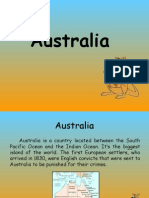 Australia - Power Point