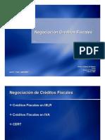 Creditos Fiscales en IVA