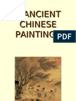 3 ancient chinese paintings