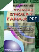 eBook_Fadlilah Sholat Tahajud