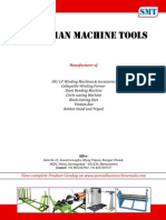 Samadhan Machine Tools Products
