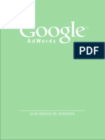 Guia basica de adwords